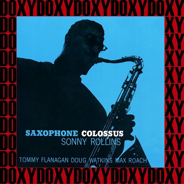 Couverture de Saxophone Colossus
