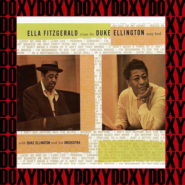 Couverture de Sings The Duke Ellington Songbook, Vol. 2