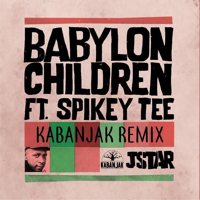 Couverture de Babylon Children