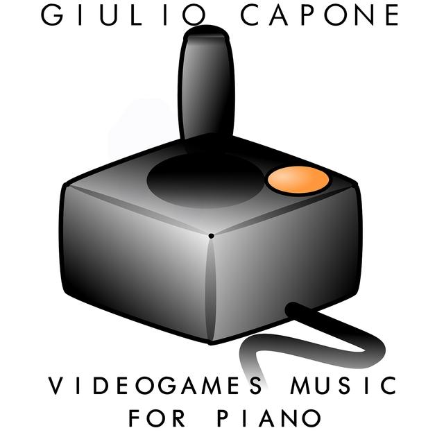 Couverture de Videogames Music for Piano