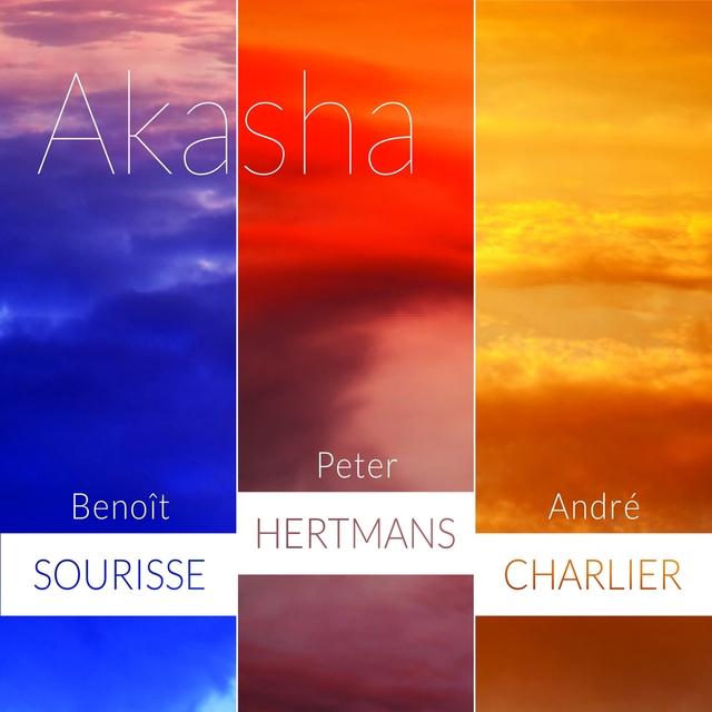 Couverture de Akasha