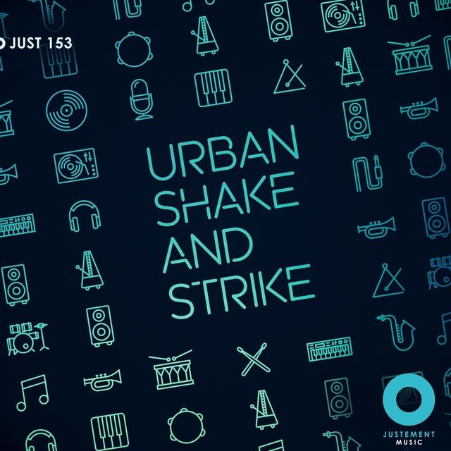 Couverture de Urban Shake & Strike