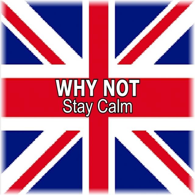 Couverture de Stay Calm