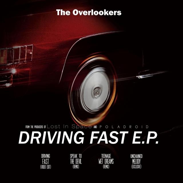 Couverture de Driving Fast