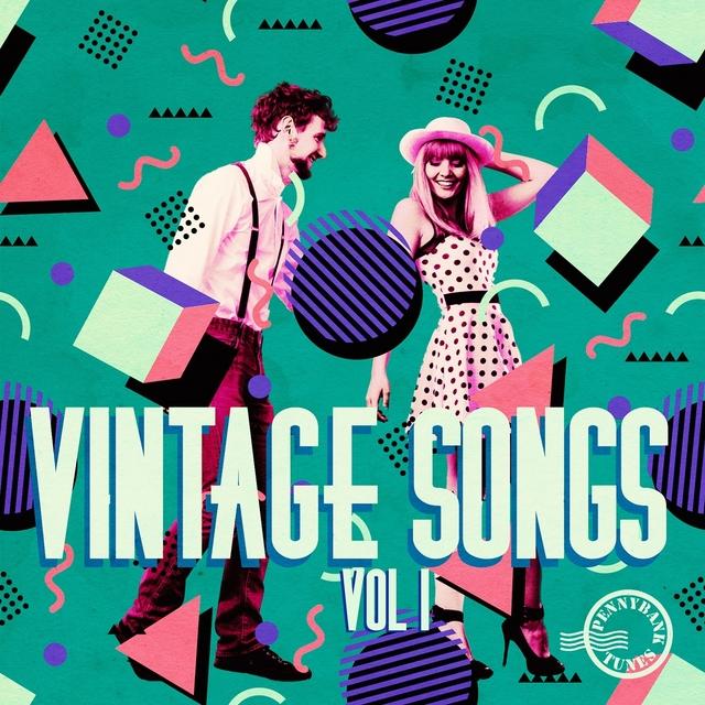 Couverture de Vintage Songs, Vol. 1