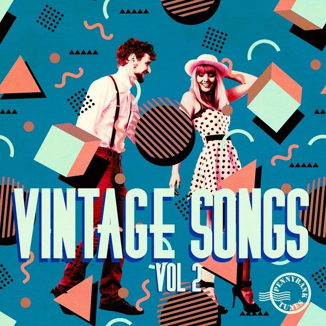 Couverture de Vintage Songs, Vol. 2