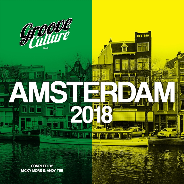 Groove Culture Amsterdam 2018