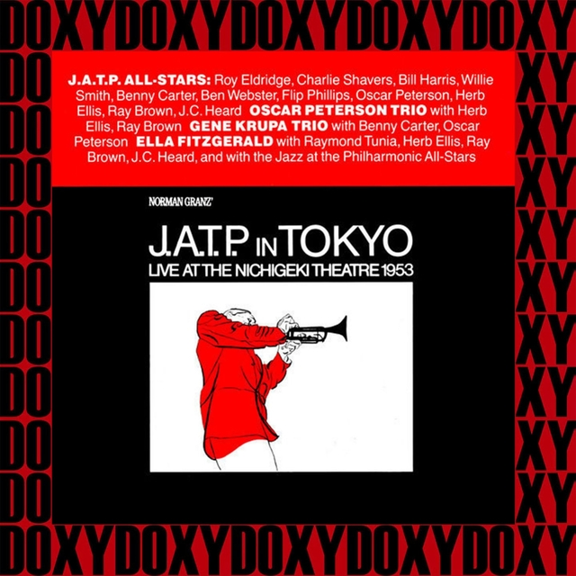 J.A.T.P. In Tokyo - Live at the Nichigeki Theatre, 1953 (Remastered Version)