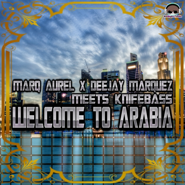 Couverture de Welcome to Arabia