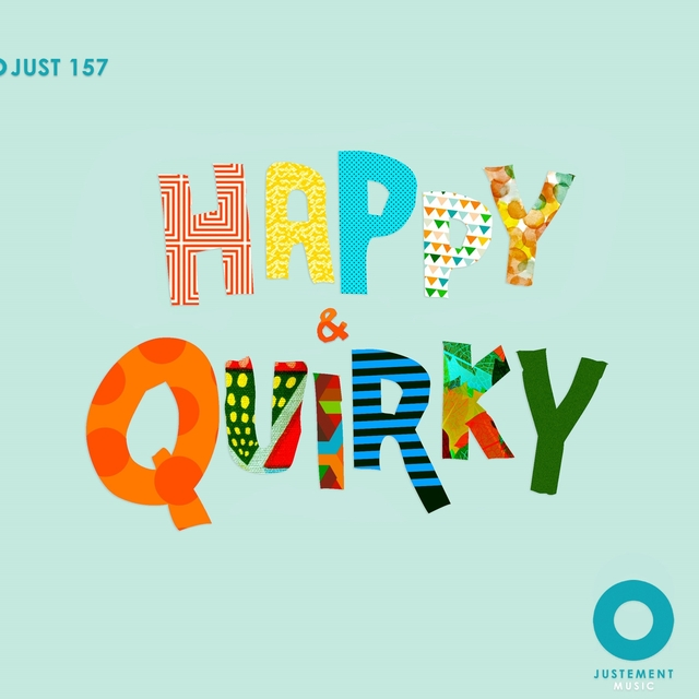 Couverture de Happy & Quirky