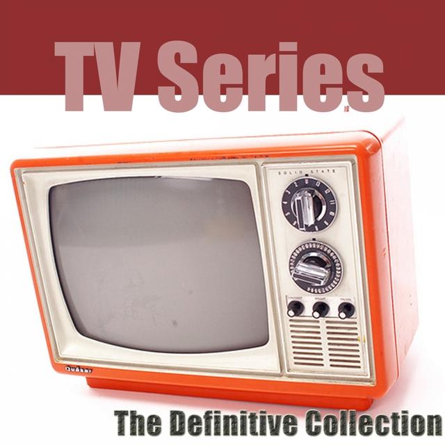Couverture de The Definitive Collection