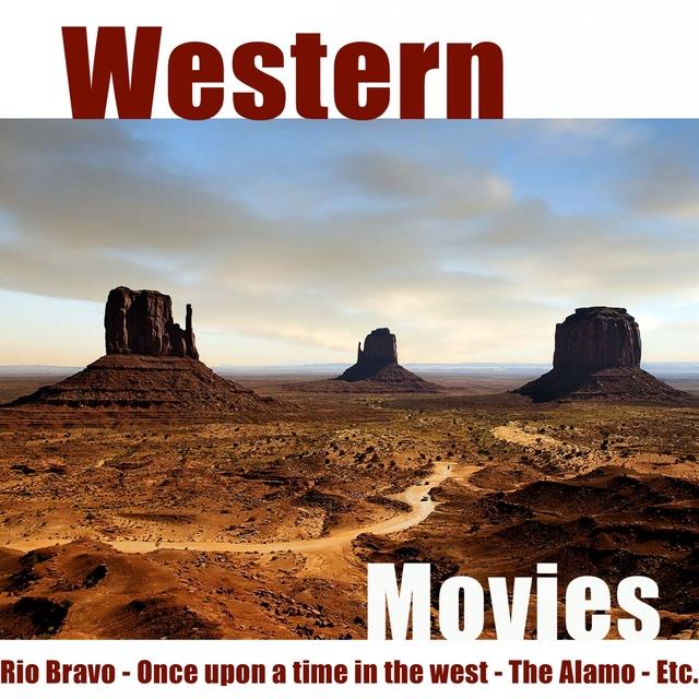 Couverture de Western Movies
