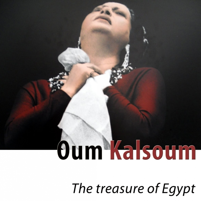 Couverture de The Treasure of Egypt