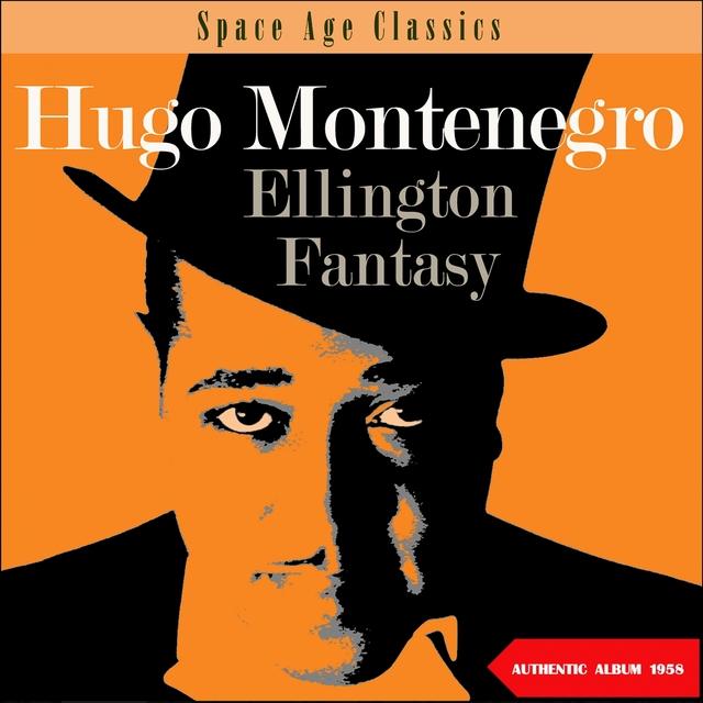 Couverture de Ellington Fantasy