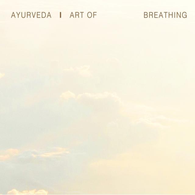 Couverture de Ayurveda Art of Breathing, Vol. 2