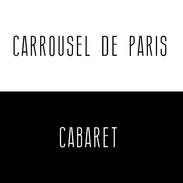 Carrousel de Paris - Cabaret