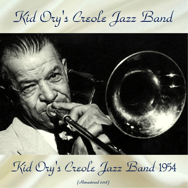 Couverture de Kid Ory's Creole Jazz Band 1954