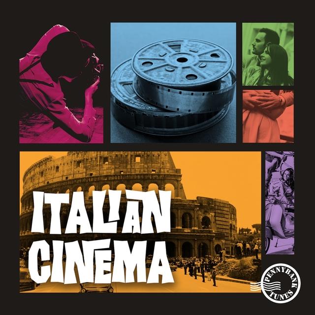 Couverture de Italian Cinema