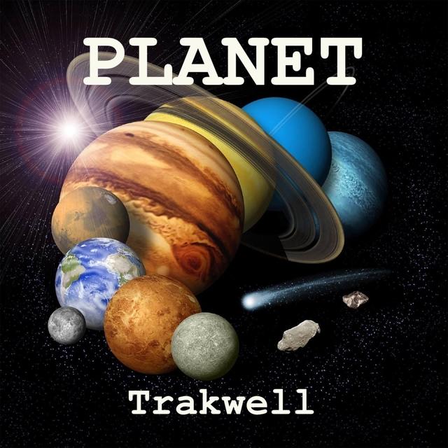 Couverture de Planet