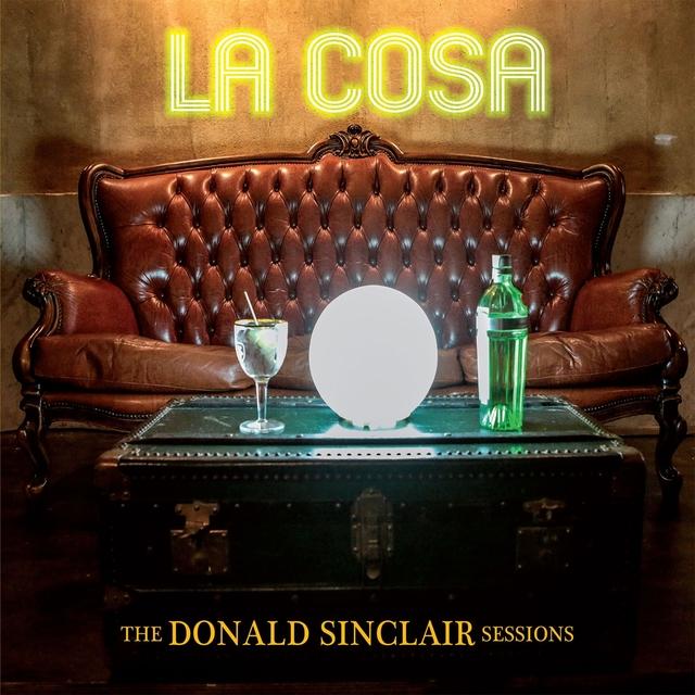 Couverture de The Donald Sinclair Session