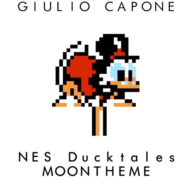 Couverture de NES Ducktales Moontheme