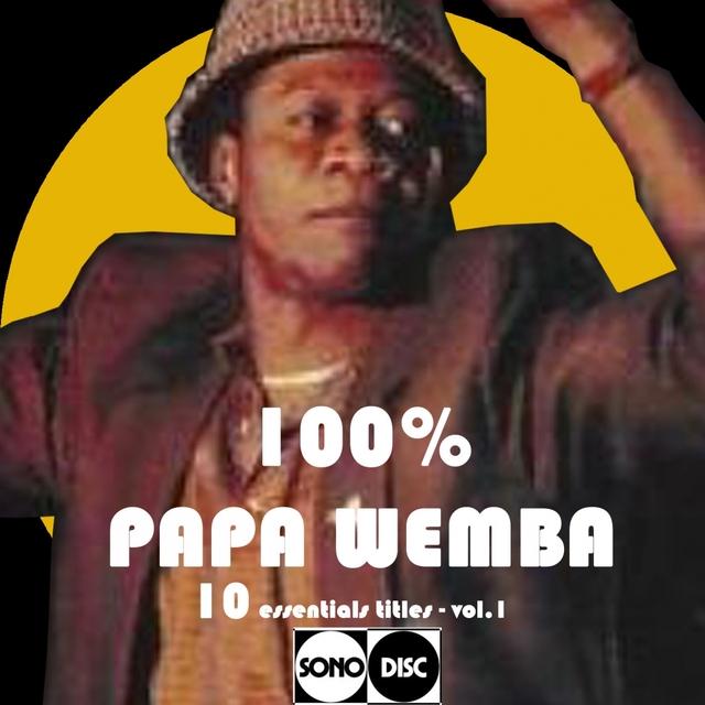 100% Papa Wemba, vol. 1