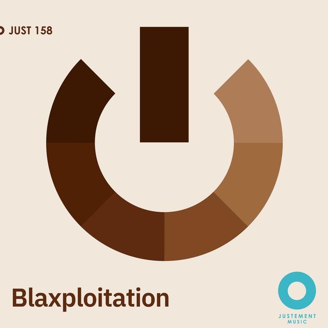 Couverture de Blaxploitation