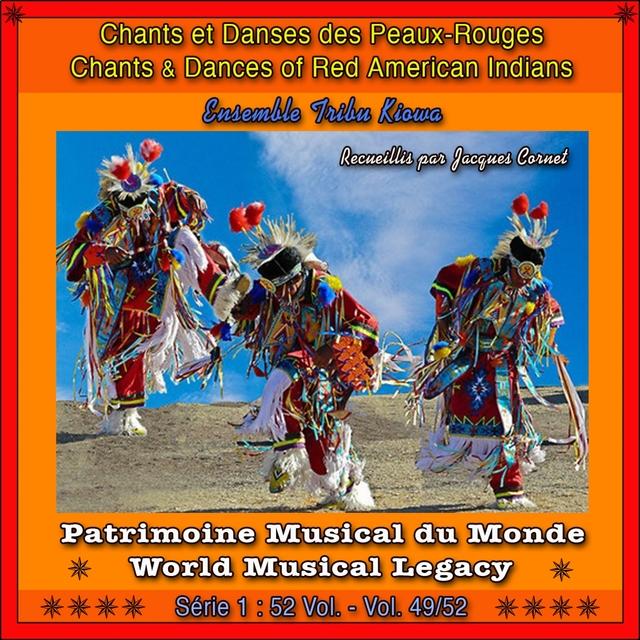 Patrimoine Musical du Monde / Vol. 49/52 : Chants et Dances des Peaux-Rouges