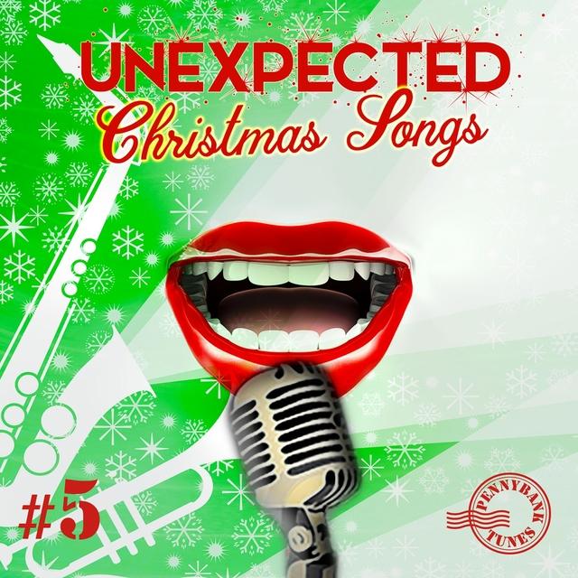 Couverture de Unexpected Christmas Songs, Vol. 5