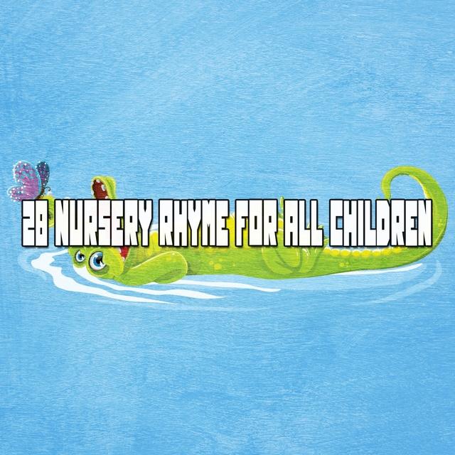 28 Nursery Rhyme For All Children