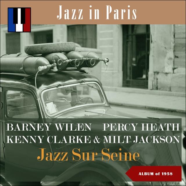 Couverture de Jazz Sur Seine