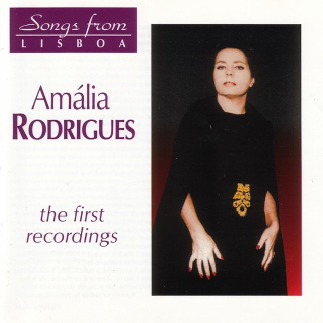 Amália Rodrigues: The First Recordings