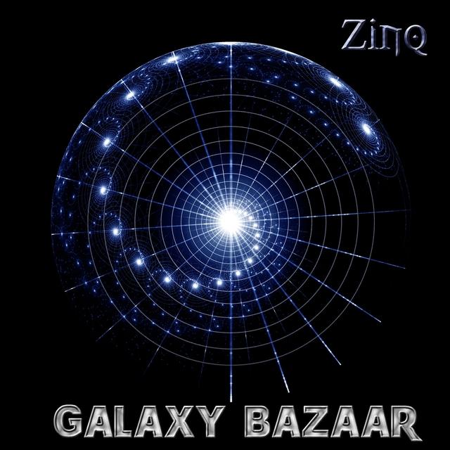 Couverture de Galaxy Bazaar
