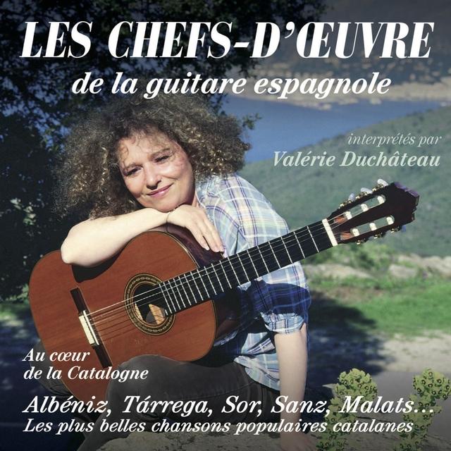 Chefs d'oeuvres de la guitare Espagnole