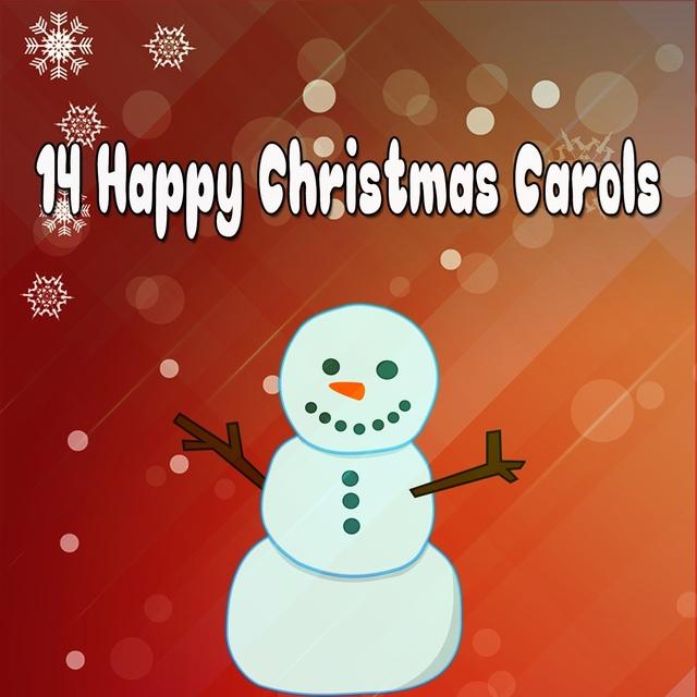 14 Happy Christmas Carols