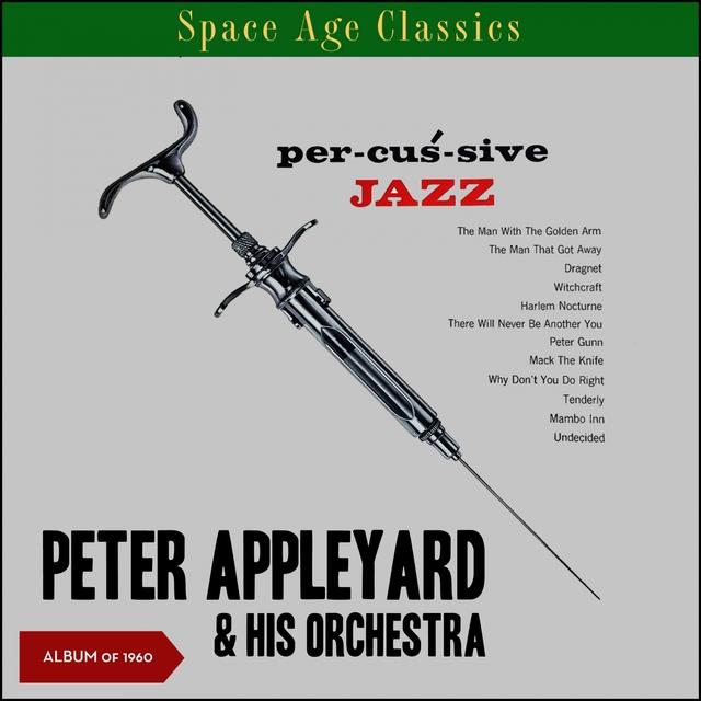 Couverture de Per-cuś-sive Jazz