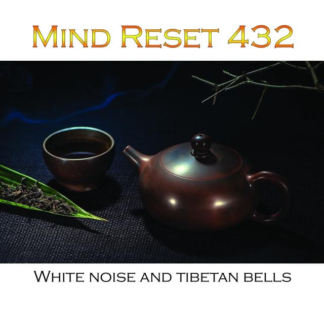 White noise and tibetan bells