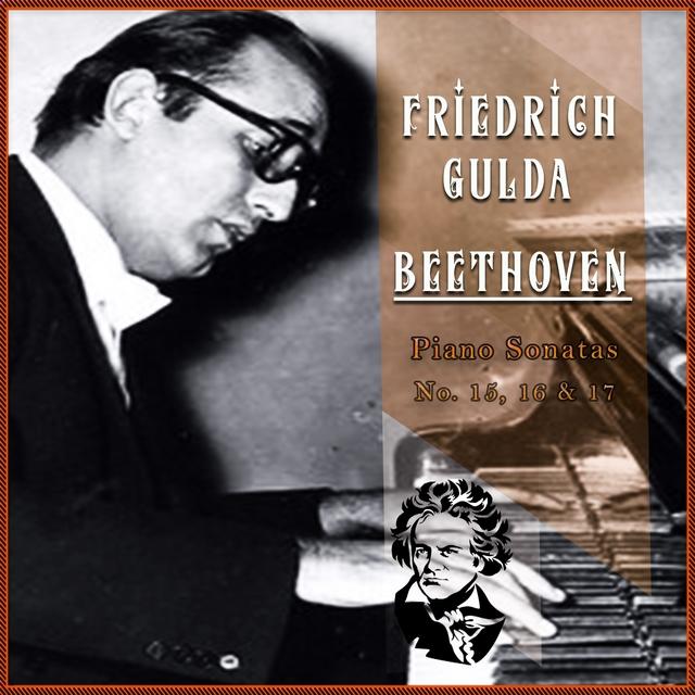 Friedrich Gulda / Beethoven 'Piano Sonatas No. 15, 16 & 17'