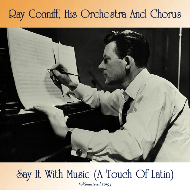 Couverture de Say It With Music (A Touch Of Latin)