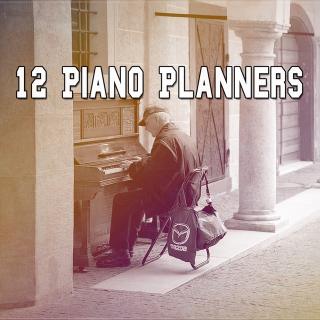 12 Piano Planners