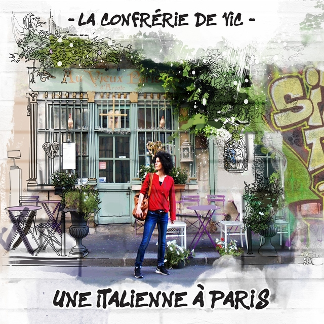 Une italienne à Paris