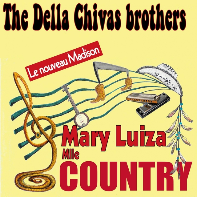 Mary luiza : mlle country