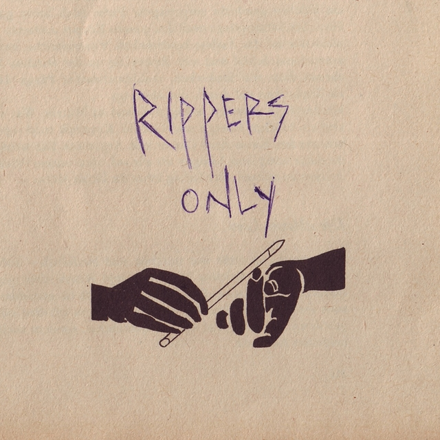 Couverture de Rippers Only