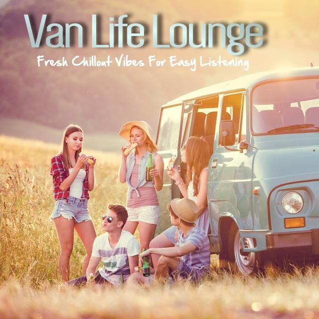Couverture de Van Life Lounge