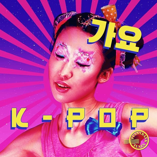 Couverture de K Pop