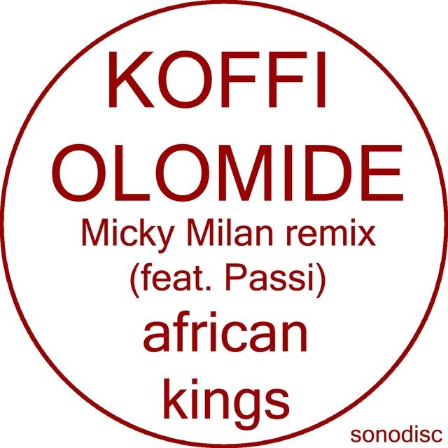 Couverture de African Kings