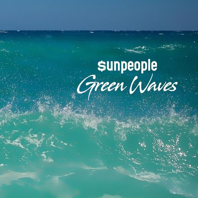 Couverture de Green Waves