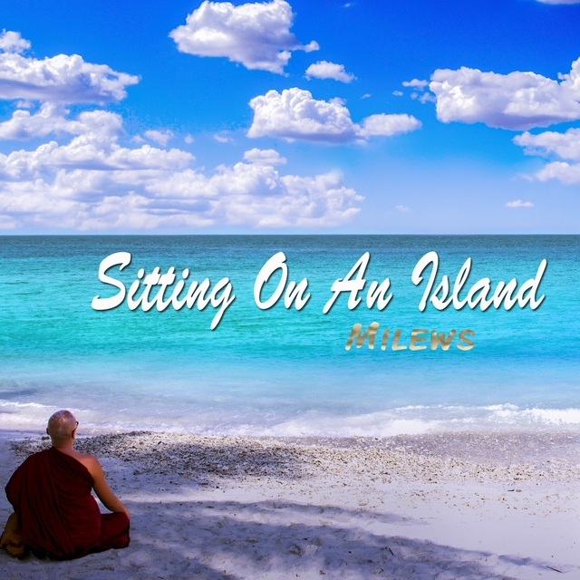 Couverture de Sitting on an Island