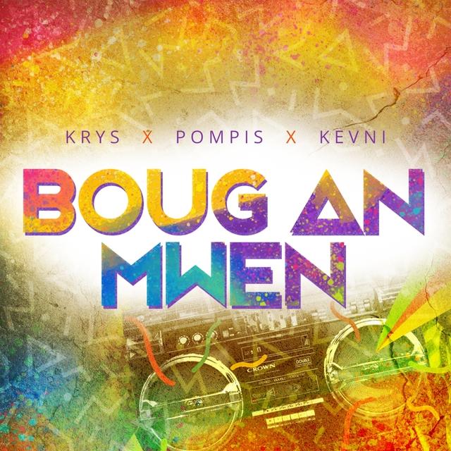 Couverture de Boug an mwen