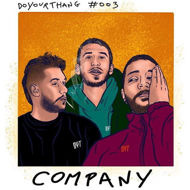 Couverture de Company
